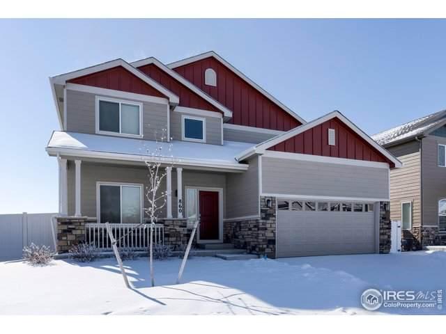 860 Shirttail Peak Dr, Windsor, CO 80550 (MLS #904425) :: Kittle Real Estate