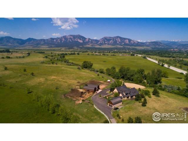 6600 S Boulder Rd, Boulder, CO 80303 (#904426) :: My Home Team