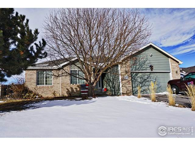 2217 70th Ave, Greeley, CO 80634 (MLS #904427) :: 8z Real Estate