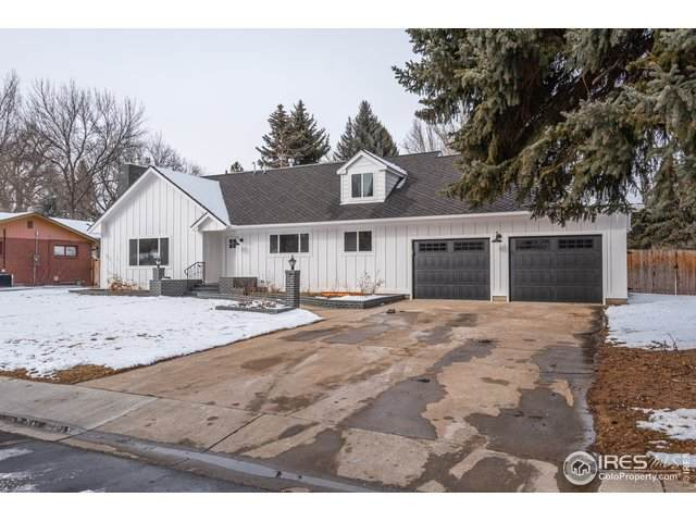 716 Garfield St, Fort Collins, CO 80524 (MLS #904429) :: Keller Williams Realty
