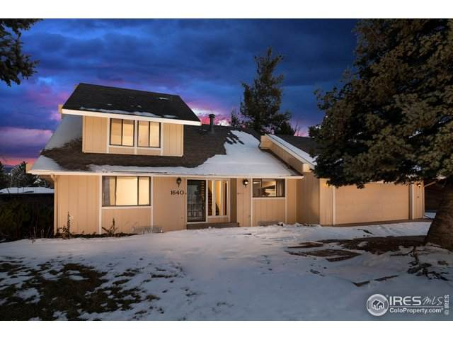 1640 37th Ave, Greeley, CO 80634 (MLS #904435) :: 8z Real Estate