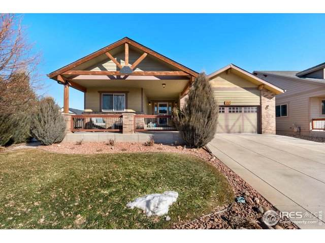 100 Veronica Dr, Windsor, CO 80550 (MLS #904438) :: Jenn Porter Group