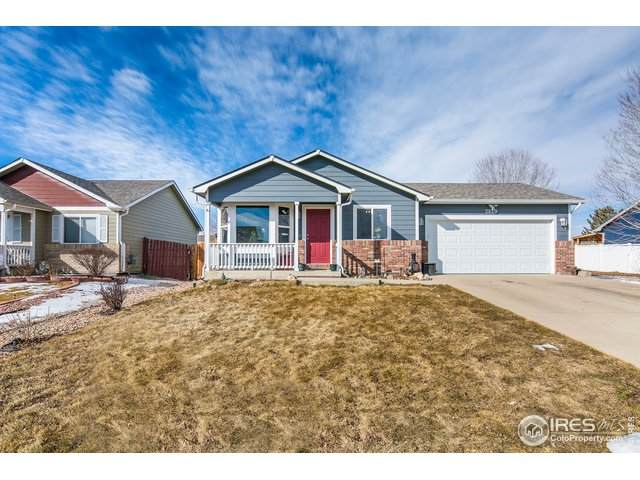 2829 Apricot Ave, Greeley, CO 80631 (MLS #904447) :: 8z Real Estate