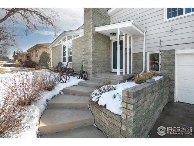 1921 Montview Dr, Greeley, CO 80631 (MLS #904448) :: 8z Real Estate