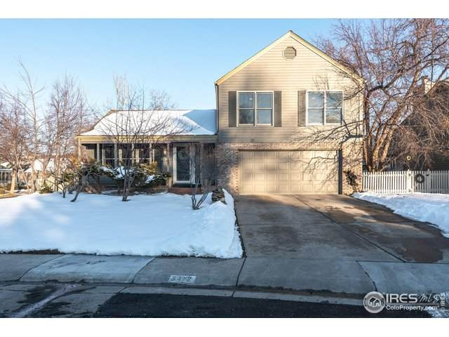 3412 Rolling Green Dr, Fort Collins, CO 80525 (MLS #904450) :: Keller Williams Realty