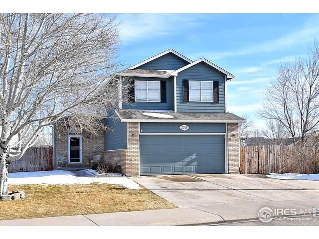 3018 Bison Ct, Evans, CO 80620 (MLS #904459) :: Colorado Home Finder Realty
