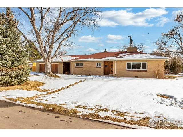 7650 W 48th Ave, Wheat Ridge, CO 80033 (#904461) :: Relevate | Denver