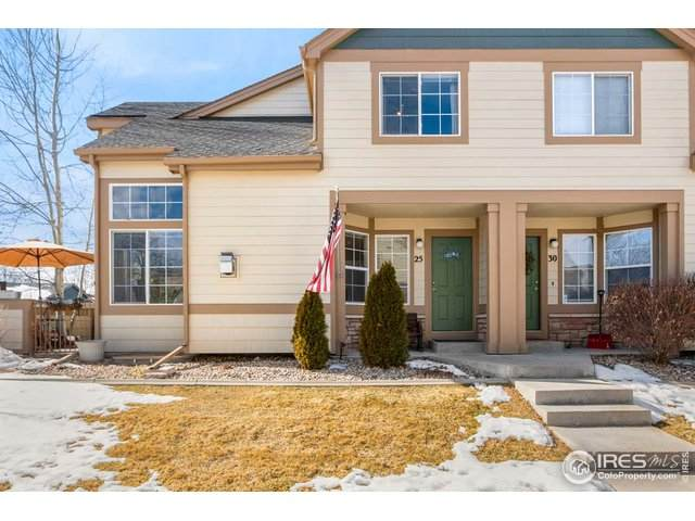 5551 Cornerstone Dr #25, Fort Collins, CO 80528 (MLS #904462) :: 8z Real Estate