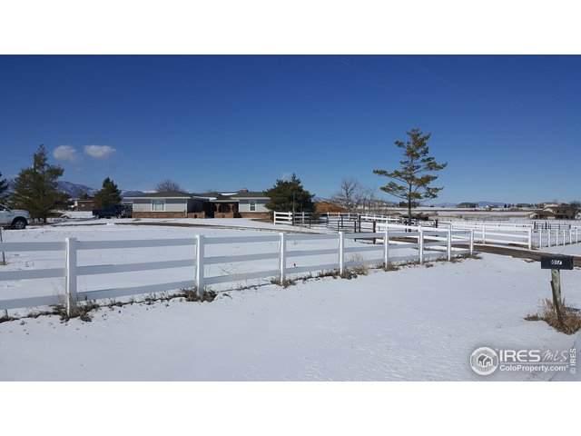 617 Sunbird Ln, Berthoud, CO 80513 (MLS #904465) :: Downtown Real Estate Partners