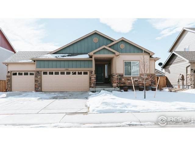 1511 Cirque Valley Ln, Severance, CO 80550 (MLS #904474) :: Downtown Real Estate Partners