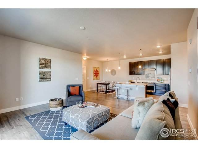 15295 W 64th Ln #204, Arvada, CO 80007 (MLS #904495) :: Downtown Real Estate Partners