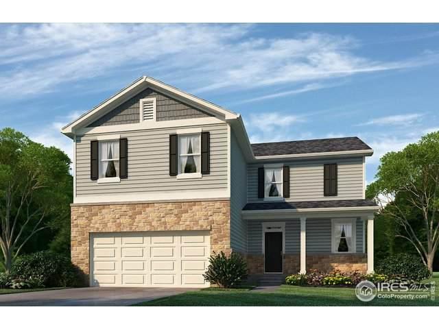 245 Gwyneth Lake Dr, Severance, CO 80550 (MLS #904500) :: Downtown Real Estate Partners