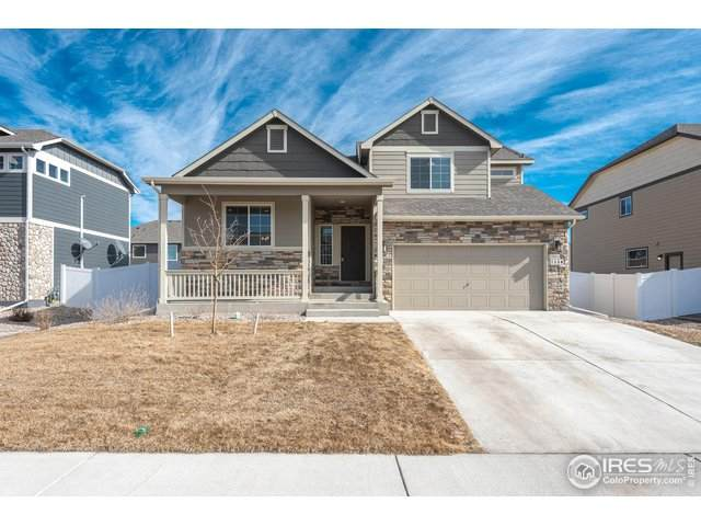 7530 Little Fox Ln, Wellington, CO 80549 (#904515) :: The Brokerage Group