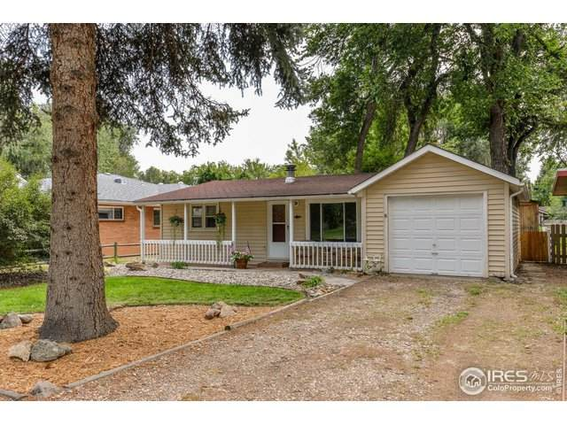 1825 Laporte Ave, Fort Collins, CO 80521 (MLS #904523) :: Jenn Porter Group