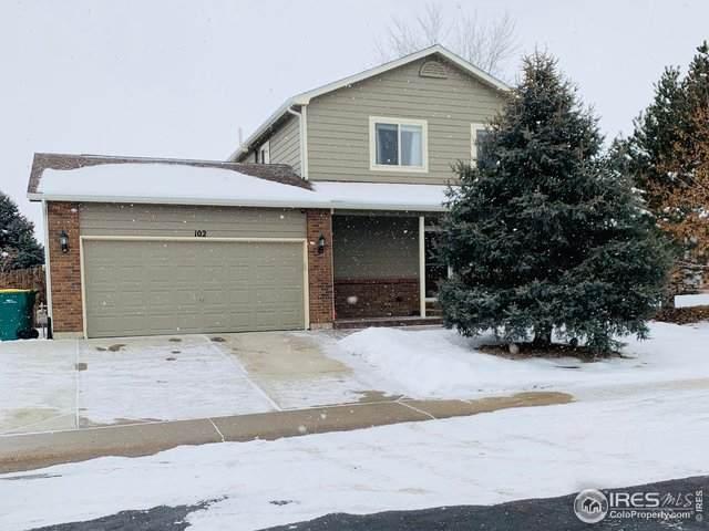 102 W Ilex Ct, Milliken, CO 80543 (MLS #904531) :: 8z Real Estate