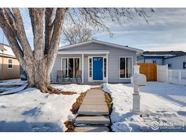 208 5th St, Dacono, CO 80514 (MLS #904535) :: Colorado Home Finder Realty
