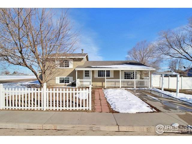 324 Stockton St, Gilcrest, CO 80623 (MLS #904538) :: Kittle Real Estate