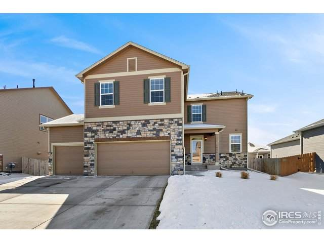1539 Highfield Dr, Windsor, CO 80550 (MLS #904539) :: Kittle Real Estate