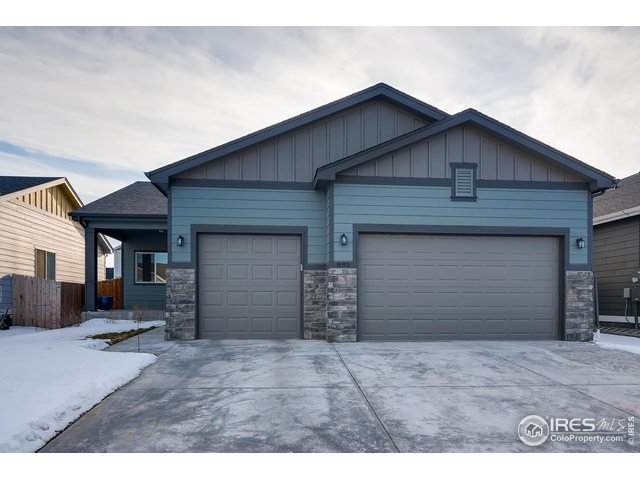 885 Pioneer Dr, Milliken, CO 80543 (MLS #904541) :: Kittle Real Estate