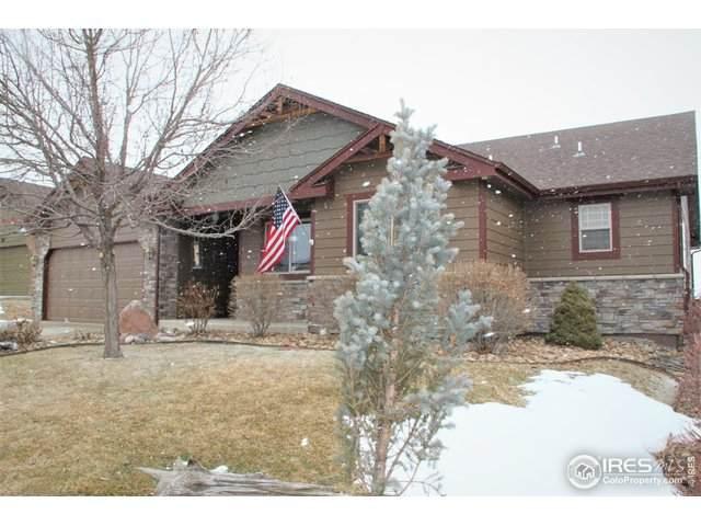 3741 Fletcher St, Loveland, CO 80538 (MLS #904546) :: 8z Real Estate