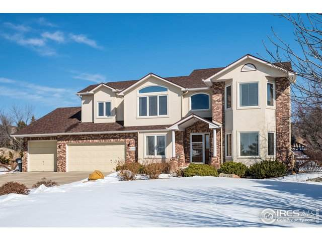 1239 Northridge Dr, Erie, CO 80516 (#904548) :: The Griffith Home Team
