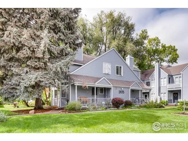 2105 Walnut St A, Boulder, CO 80302 (MLS #904560) :: 8z Real Estate