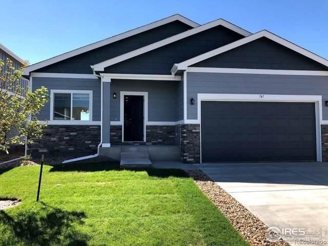 747 S Prairie Dr, Milliken, CO 80543 (MLS #904566) :: 8z Real Estate