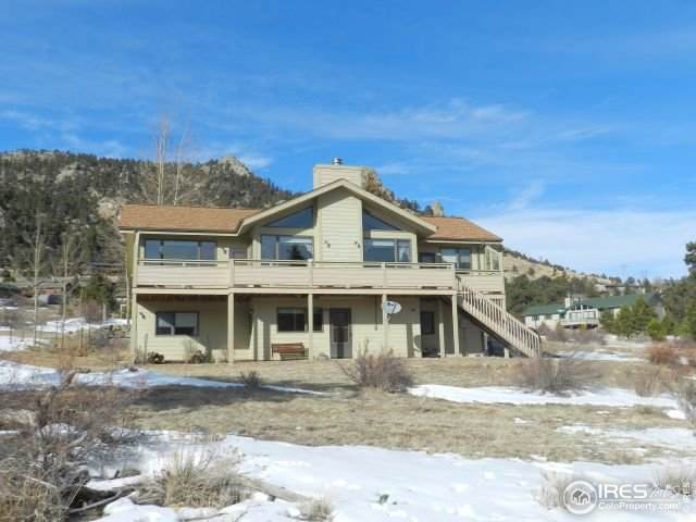 1670 Prospect Estates Dr, Estes Park, CO 80517 (MLS #904567) :: Jenn Porter Group