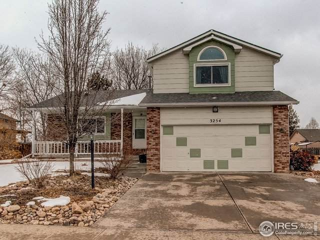 3254 Blackberry Dr, Loveland, CO 80538 (MLS #904575) :: Colorado Home Finder Realty