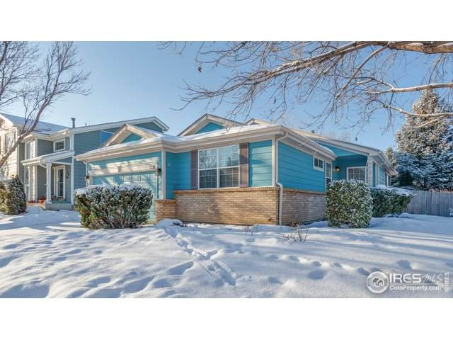 1722 Southard St, Erie, CO 80516 (#904583) :: The Peak Properties Group