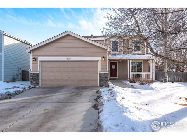 1776 Twin Lakes Cir, Loveland, CO 80538 (MLS #904588) :: Colorado Home Finder Realty