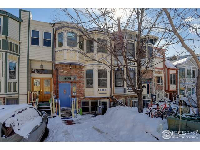 464 Morrison Aly, Boulder, CO 80302 (MLS #904594) :: Downtown Real Estate Partners