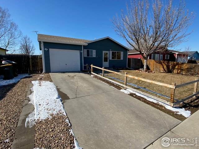 2447 Aspen Ave, Greeley, CO 80631 (MLS #904595) :: 8z Real Estate