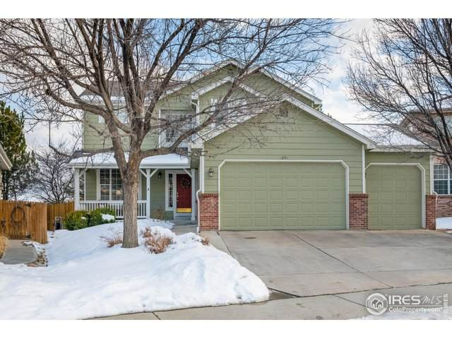 1891 Southard St, Erie, CO 80516 (MLS #904597) :: Colorado Home Finder Realty