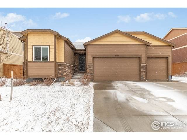 3161 Aries Dr, Loveland, CO 80537 (MLS #904602) :: Colorado Home Finder Realty
