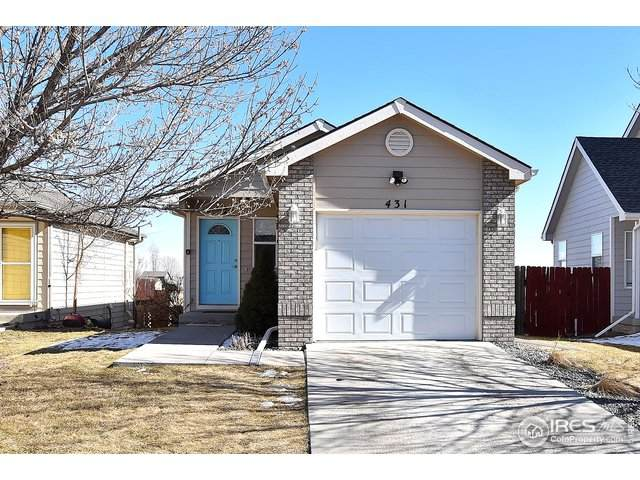 431 Lilac Ave, Eaton, CO 80615 (MLS #904609) :: 8z Real Estate