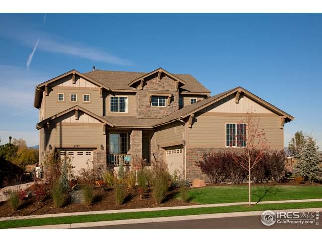6103 Eagle Roost Dr, Fort Collins, CO 80528 (#904621) :: The Brokerage Group