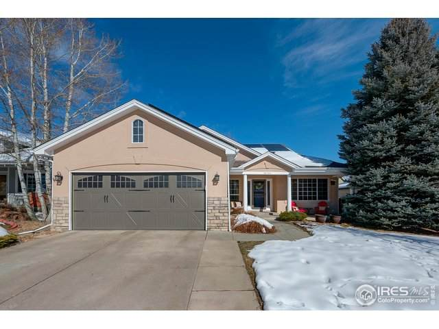 15781 W 66th Pl, Arvada, CO 80007 (MLS #904631) :: Bliss Realty Group