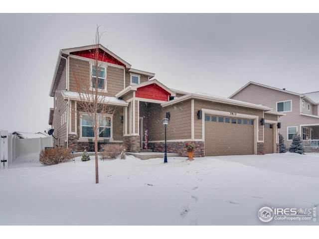2812 Hydra Dr, Loveland, CO 80537 (MLS #904649) :: Colorado Home Finder Realty