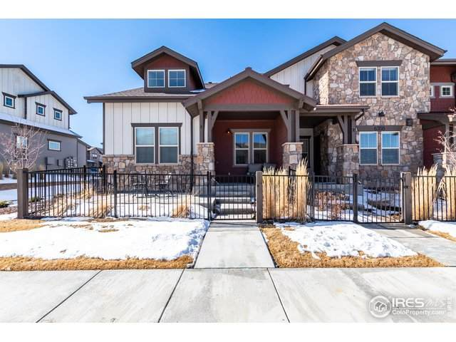 6358 Pumpkin Ridge Dr #1, Windsor, CO 80550 (MLS #904653) :: Colorado Home Finder Realty