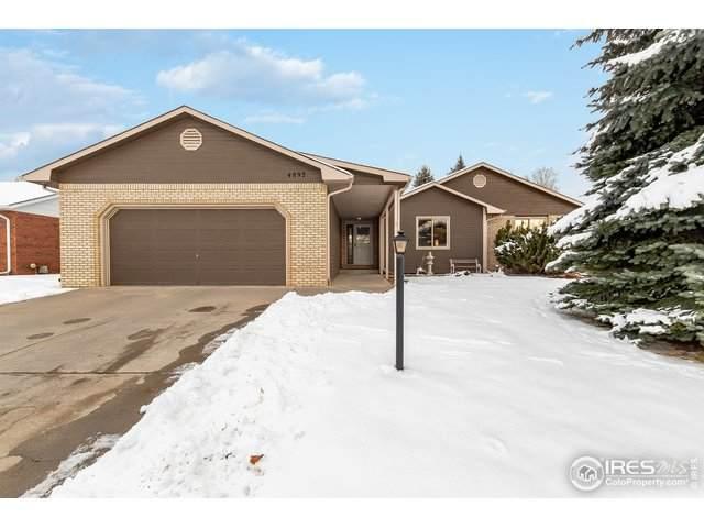 4892 Filbert Dr, Loveland, CO 80538 (MLS #904658) :: Colorado Home Finder Realty