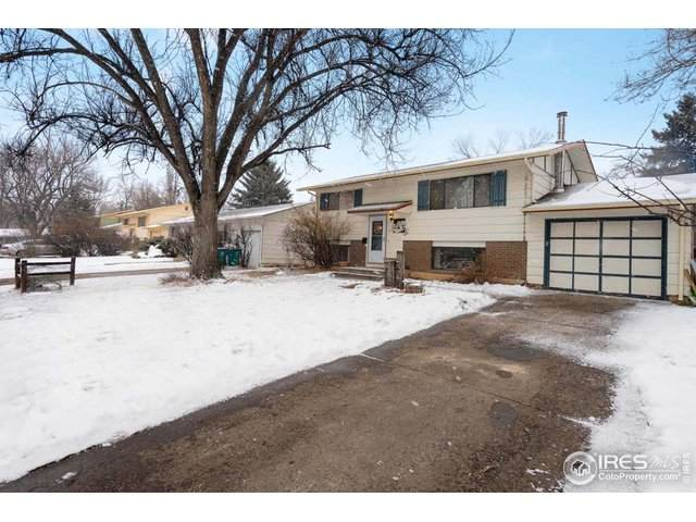 317 N Roosevelt Ave, Fort Collins, CO 80521 (MLS #904659) :: Colorado Home Finder Realty