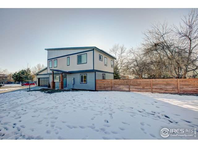 729 Rocky Rd, Fort Collins, CO 80521 (MLS #904670) :: Colorado Home Finder Realty