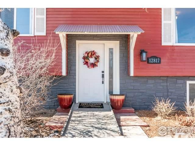 12817 Appaloosa Ave, Wellington, CO 80549 (MLS #904672) :: 8z Real Estate