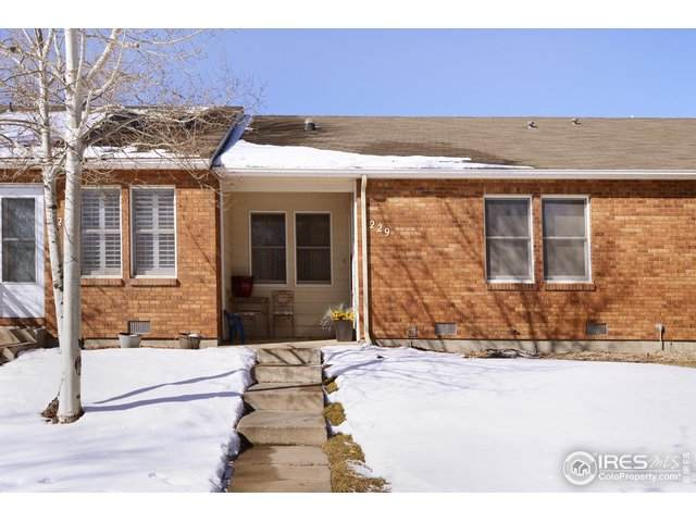 229 E 42nd St, Loveland, CO 80538 (MLS #904681) :: Colorado Home Finder Realty