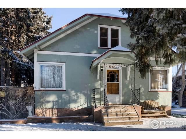 447 W 8th St, Loveland, CO 80537 (MLS #904686) :: Kittle Real Estate