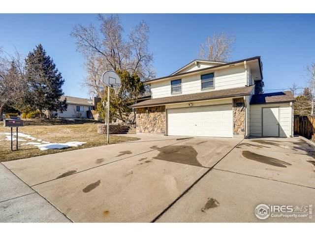 6895 W 69th Pl, Arvada, CO 80003 (MLS #904699) :: Colorado Home Finder Realty