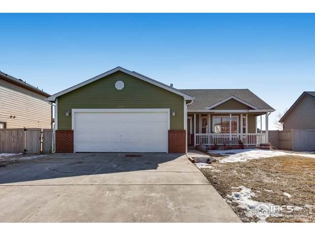 3155 Thundering Herd Way, Wellington, CO 80549 (#904709) :: The Brokerage Group