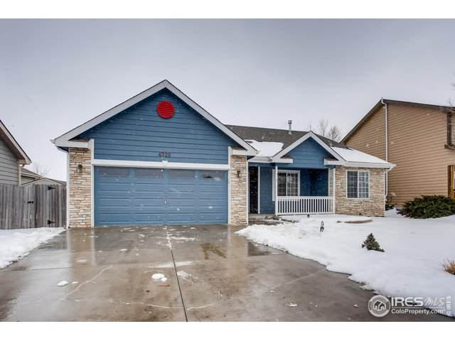 4320 Cobblestone Ln, Johnstown, CO 80534 (#904716) :: The Brokerage Group