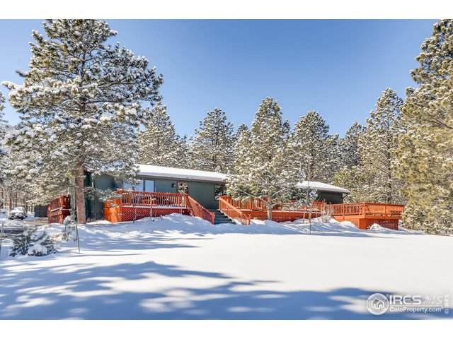 100 Cherokee Rd, Lyons, CO 80540 (MLS #904734) :: Jenn Porter Group